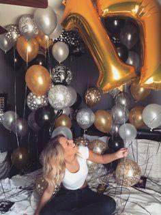 Anais Bday 10 17 18 18th Birthday Party Goals Girl