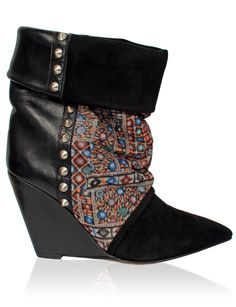Isabel Marant Kate Boots from MRS H
