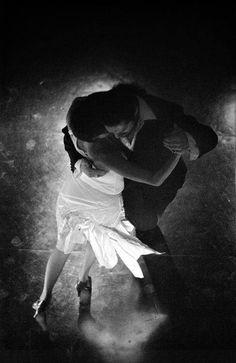 Dancing in the dark!
