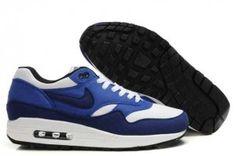 reputable site 178bb aa7f4 Migliori prezziblu marino,bianche - scarpe da ginnastica nike air max 1  uomo nuova collezione