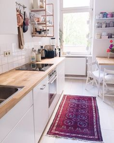 Today in the blog: 10 low budget interior tips for your kitchen and some pics of…