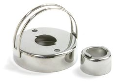 Norpro Stainless Steel Donut Biscuit Cutter with Removable Center ** CHECK OUT @ http://www.getit4me.org/bakeware100/11415/?462
