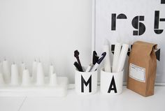 Via The Second Life of Mine | Snug Studio Print | Design Letters