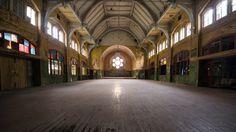 Beelitz mens pavilion Abandoned hospital | Darbians