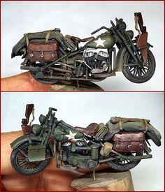 #tamiya Tamiya Model Kits, Tamiya Models, Miniatur Motor, Motorcycle Model Kits, Harley Davidson, Dragon Wagon, Model Tanks, Jeep Models, Military Modelling