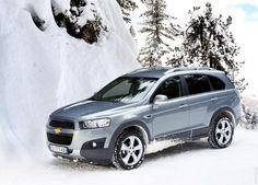 2012 Chevrolet Captiva - Love this  sporty crossover SUV.