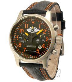 Russische Uhr Shturmovik Poljot 3133/05231168 1