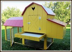 Chicken Coop Kit- Easy To Assemble