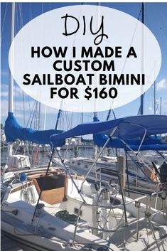 Sailboat Restoration, Liveaboard Sailboat, Boat Navigation, Sailboat Living, Top Boat, Build Your Own Boat, Boat Projects, Boat Accessories, Boat Stuff