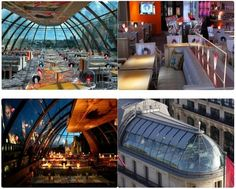 Kong (restaurant designed by Starck) - 1 rue du Pont Neuf - Paris 1