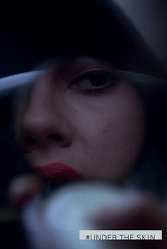 Set Of Promo Posters For Jonathan Glazer's 'Under The Skin', Starring Scarlett Johansson