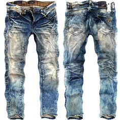 best website 602a3 1bef2 KAMAIN-J Shop      DIGREEN 9099 vintage processing denim pants mens ☆  straight slim jeans jeans bleach, brother of street clothes of damage jeans  crash ...