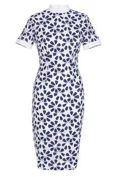 KISUA | African Fashion Online - Lace pencil dress ($350)