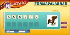 Formapalabras - en español.