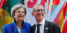 Theresa May's husband has 'serious questions to answer' on tax avoidance -- Business Insider
