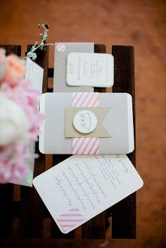 ► Invitaciones de boda. #invitaciones #bodas