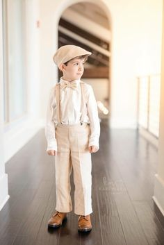 The most Adorable ring bearer!