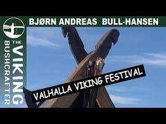 Valhalla Viking Festival - and reading from my novel Jomsviking - YouTube