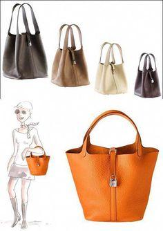 eae731b82b Picotin Lock di Hermes  Hermeshandbags My Bags