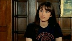 Isabelle Adjani in the film 'La Gifle' (1974)