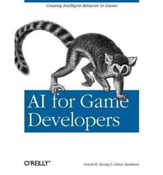 AI for Game Developers (Paperback) - Common Computer Programming Books, Author, Games, Sailor, Writers, Gaming, Plays, Game, Toys