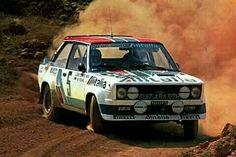 Fiat Abarth 131 Walter Rohrl