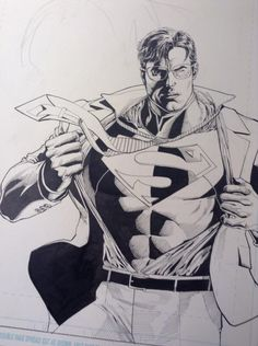 Clark Kent by Ethan Van Sciver Superman Stuff, Superman Family, My Superman, Comic Book Characters, Comic Character, Comic Books, Action Comics 1000, Superman And Lois Lane, Warriors