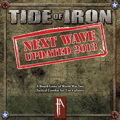 1A Games' plans for its NEXT WAVE of the TIDE OF IRON series