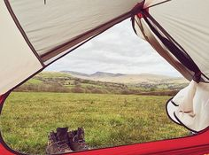Solo Camping, Camping And Hiking, Camping Hacks, Wales Camping, Brecon Beacons, Going Solo, Hiking Tips, Greatest Adventure, Happy Campers