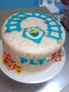 PLT college cake