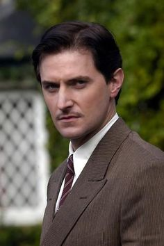 """Richard as 'William Chatford' in """"Malice Aforethought"""" 2005"""