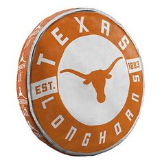 18 x 18 Texas Longhorns Letterman Pillow
