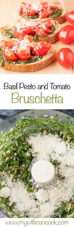 Bruschetta is good,