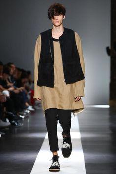 Ann Demeulemeester Menswear Spring Summer 2015 Paris - NOWFASHION