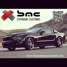 2010-2012 Ford Mustang GT500 Black Mamba Ram Air Hood w/ Hood Pins #americanmuscle #fordmustang #ford #mustang #gt500 #musclecar #ramair #blackmamba #bmcextremecustoms #hood - http://www.bmcextremecustoms.net/20fomugtshsu.html