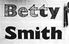Logo for Betty Smith / 2017