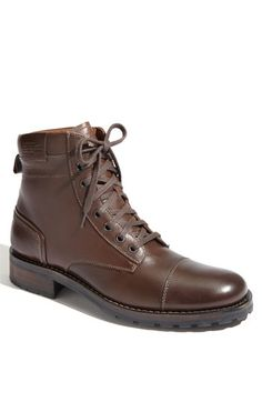 Wolverine 'Montgomery' Lace-Up Boot available at #Nordstrom