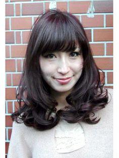 ■ Joule hair ■ 校則・バイト・その他規制OK!!柔らかく顔周りを包むカールにうっとり。ふんわりとしながらもツヤのあるカール、そんなわがままを実現したパーマスタイル。 http://beauty.hotpepper.jp/slnH000268109/