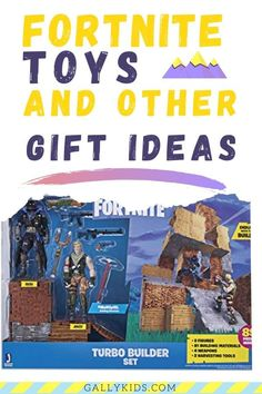 Do you know of a Fortnite fan? Looking for ideas to gift him for birthdays or Christmas? It can't get easier than this. We've put together all the coolest Fortnite toys and gifts. Unique Gifts For Boys, Gifts For Teen Boys, Teen Girl Gifts, Birthday Gifts For Teens, Diy Birthday, Boy Gifts, Toddler Stocking Stuffers, Best Stocking Stuffers, Baby Toys