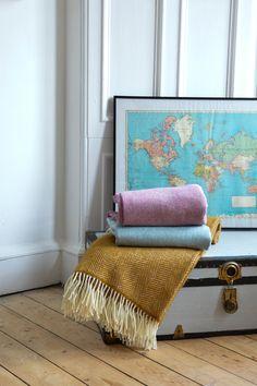 Bright Lifestyle Blankets | The Tartan Blanket Co.