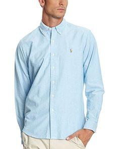 Polo Ralph Lauren Hemd Rl Menswear Wovens Sport Shirts [hellblau]
