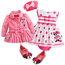 Minnie Mouse Collection for Baby