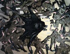 """""""I am Batman. I am suicide"""" - Batman #12"""