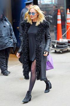 Style File - Margot Robbie   British Vogue