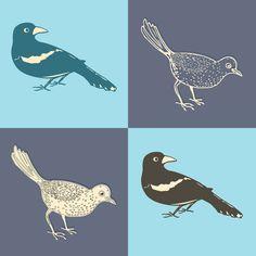 Birds Kvadr by zatmeniee.deviantart.com on @DeviantArt