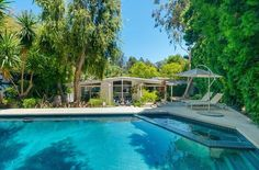 Is James Marsden or His New Midcentury Modern Home Dreamier?: Looking at James Marsden's new midcentury modern home is almost better than watching him on screen.