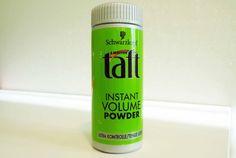 Taft Instant Volumen Puder