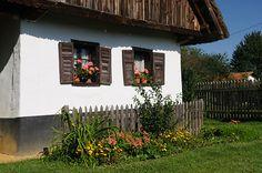 Lovely old house in Pomurje.