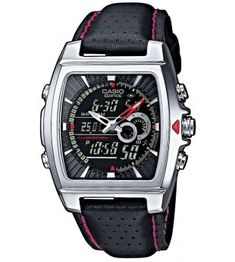 CASIO Edifice Armbanduhr in schwarz Mens Watches For Sale, Cheap Watches, Luxury Watches For Men, Cool Watches, Casio Edifice, Gents Watches, Casual Watches, Sport Watches, Casio Digital