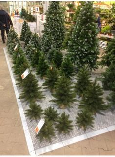 White Christmas Trees - Artificial Xmas Tree Warehouse